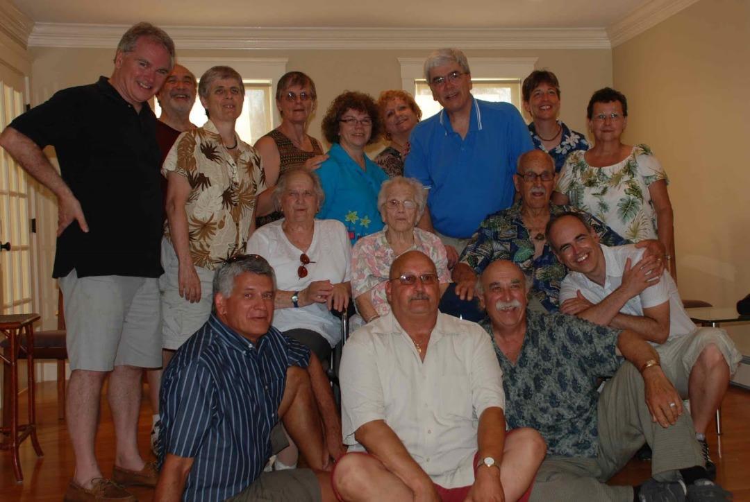 Palumbo Family Reunion 2010
