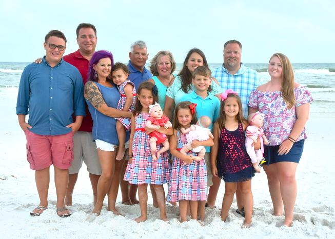 Family Beach Trip 2017